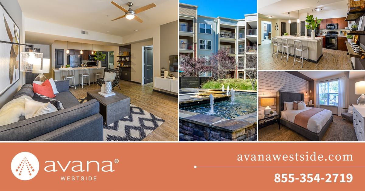 Luxurious Living In Atlanta Georgia Avana Westside Apartments